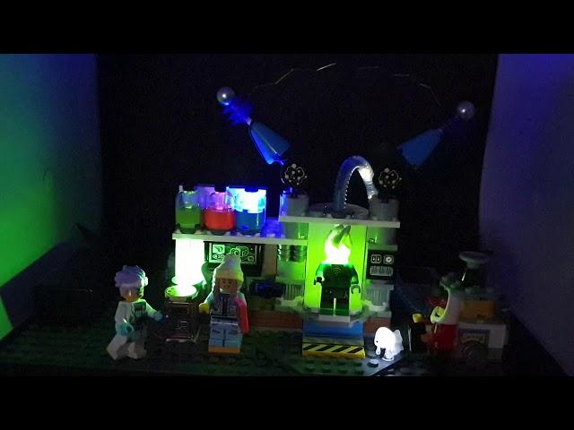 Hidden Side™ Laboratory Light & Sound