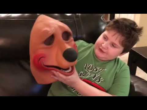 Review of my Dook LaRue Rock afire mask