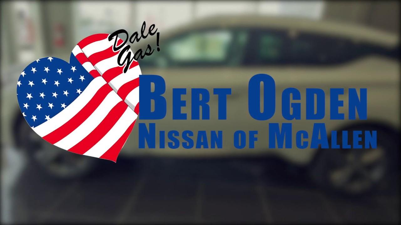 Bert Ogden Nissan Mcallen >> 2019 Nissan Murano Bert Ogden Nissan Mcallen