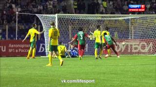 Локомотив - Кубань 3-1
