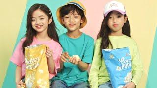 탑텐키즈 20 S/S 친환경 오가닉 티셔츠 컬렉션 광고…