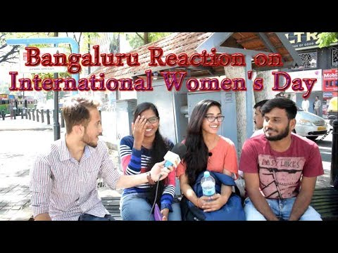 WOMEN'S DAY Special | namma Bangaluru on Women's Day | Bangalore Media | Mc Taiwer