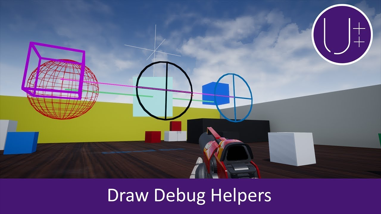 Unreal engine 4 c tutorial draw debug helpers youtube unreal engine 4 c tutorial draw debug helpers malvernweather Image collections
