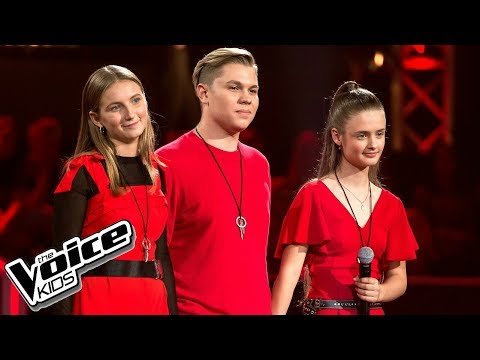 "Szymańska, Bałucki, Chmielarska - ""One Sweet Day"" - Bitwy - The Voice Kids Poland 2"