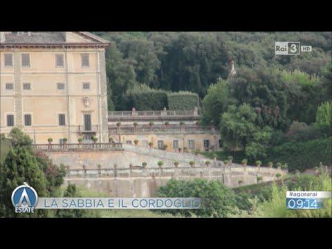 Castelli Romani a rischio sismico - Agorà Estate 31/08/2016