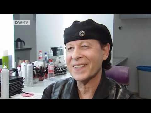 Scorpions - Sänger Klaus Meine | Euromaxx - Fragebogen