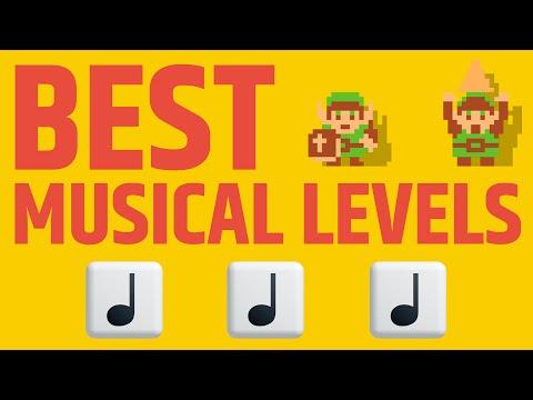 Super Mario Maker Music Level - Top 5 Best