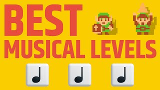 Super Mario Maker Music Level - Top 5 Best