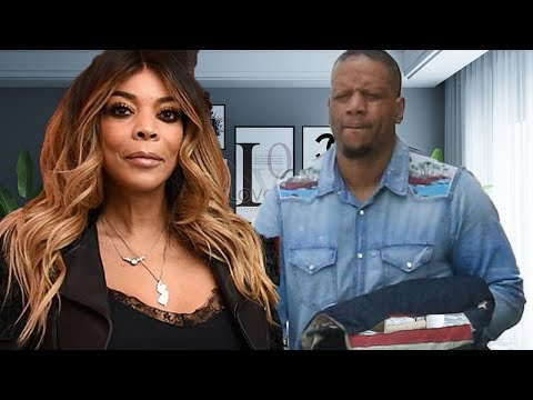 Wendy Williams husband FIRED and car towed after apology & Aveon affair!