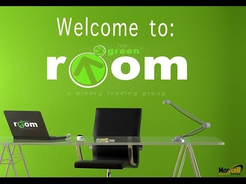 The green room binary options
