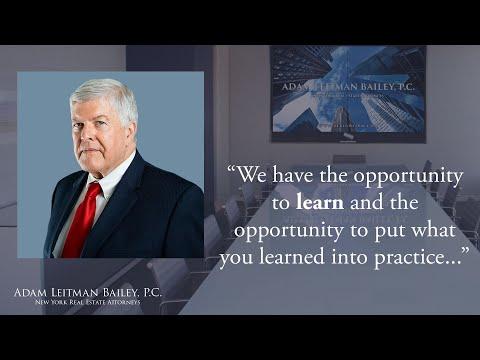 Adam Leitman Bailey, P.C. Employee Testimonial