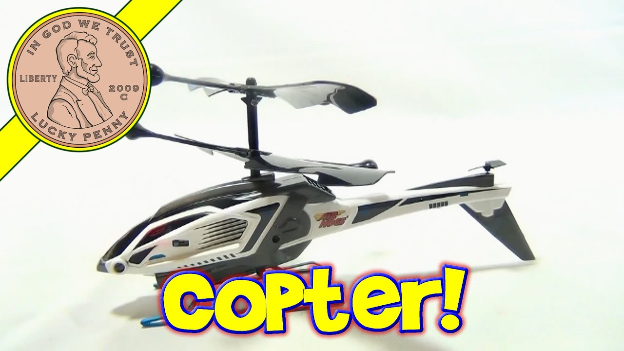 Air Hogs Heli Replay Radio Control Helicopter with iPod App, Spin Master  Toys