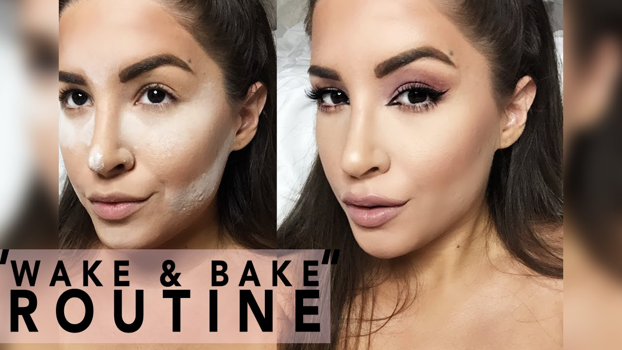 Baking Technique For Perfect Makeup Under Eye Highlight
