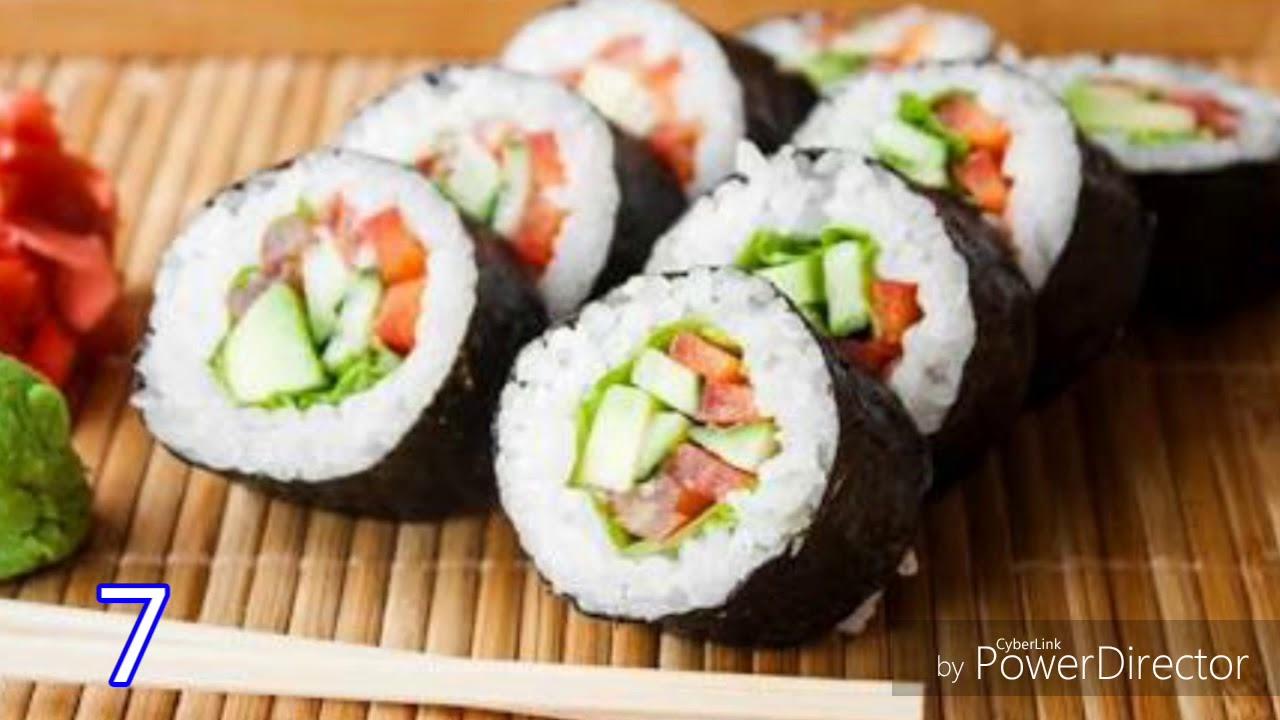 Sushi dating game