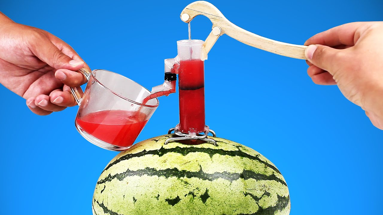 Download How to make watermelon juice at home