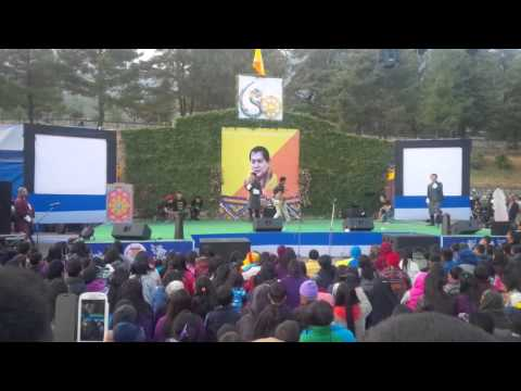 GOKAB-Kezang Dorji, Tempa Rinchen with Druk Dream Team-(Bhutanese Songs Latest 2015)