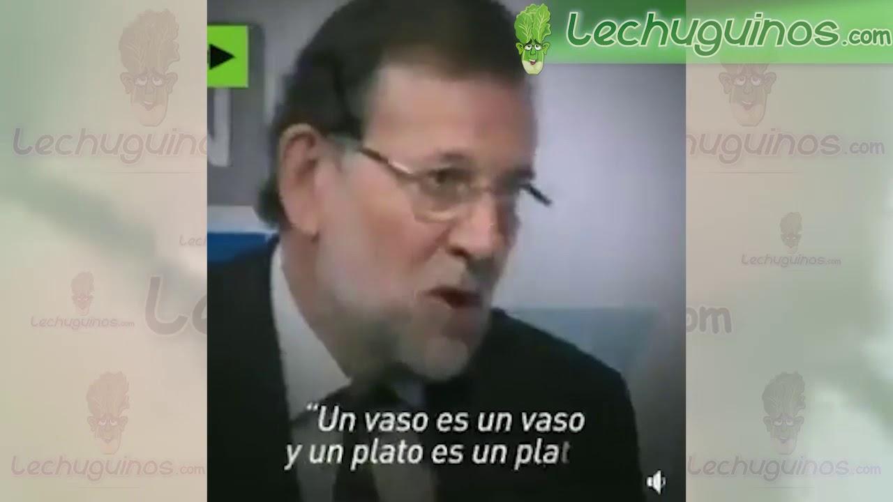 Recordemos Algunas De Las Frases No Tan Célebres De Mariano Rajoy