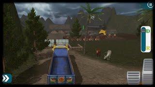 Indian Cargo Truck Simulator- big truck driving games 2021 - Nice Truck - android gameplay #1# screenshot 4