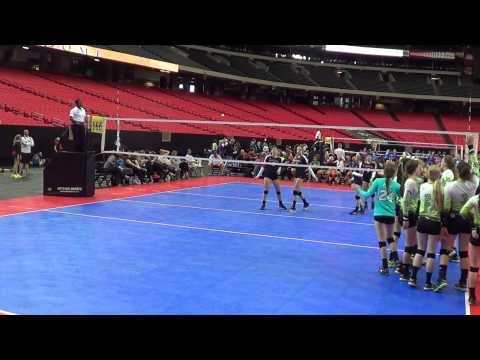 Memphis Metro 141 Elite Vs Axis Elite 14N Big South 2014
