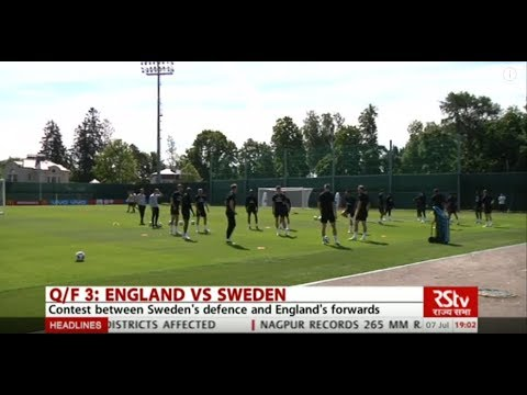 FIFA World Cup 2018 : England vs Sweden preview