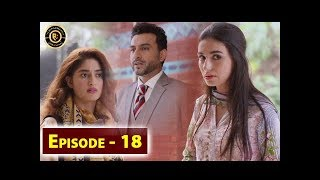 Noor Ul Ain Ep 18 - Sajal Aly - Imran Abbas - Top Pakistani Drama