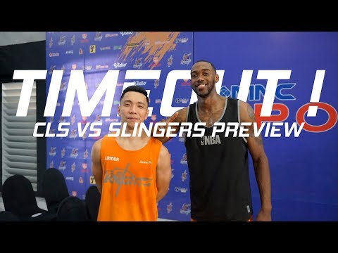Time Out: Interview with Decorey Jones, Rudy Lingganay and Coach Neo Beng Siang!