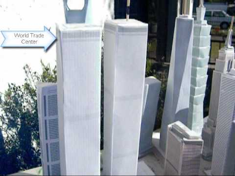 Empire State Building Out Of Boxes