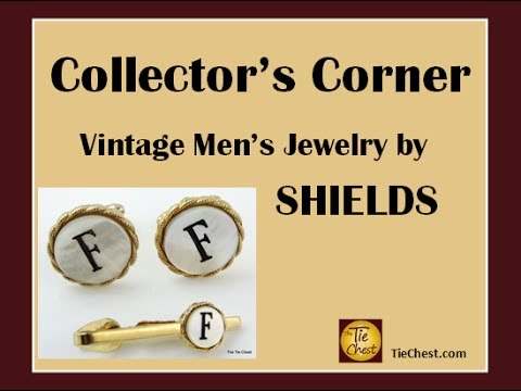 Men's Vintage Jewelry by Shields Fifth Avenue