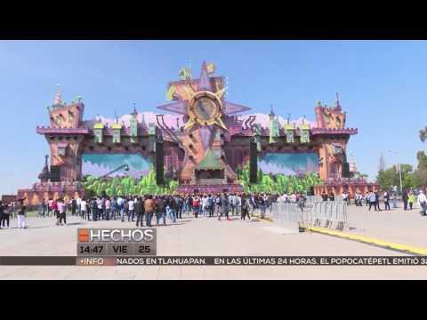Daydream Festival en Puebla