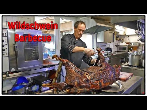 Wildschwein Barbecue | Buffet BogenSportHotel Bad | BBQ Grillen | Eisenbach Schwarzwald Black Forest