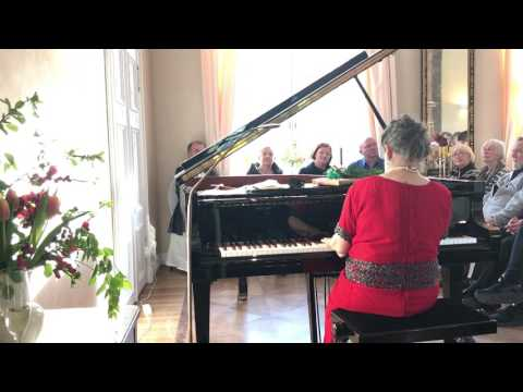 Marcella Crudeli plays F. Chopin: Fantaisie - Impromptu op.66 - Concert in Berlin