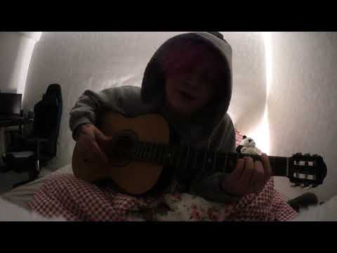 Lil Peep - Save That Shit (acoustic cover)