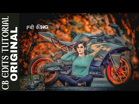 100% REAL CB EDITING TUTRIAL SHRUTIKA DAS WITHOUT PICSART BY RM EDITS