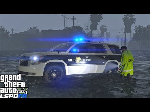 gta-5-north-carolina-highway-patrol-enforcing-a-curfew-during-a-blackout-caused-by-a-hurricane