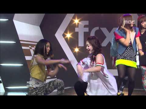 FX  NU ABO, 에프엑스  누 예삐오, Music Core 20100508