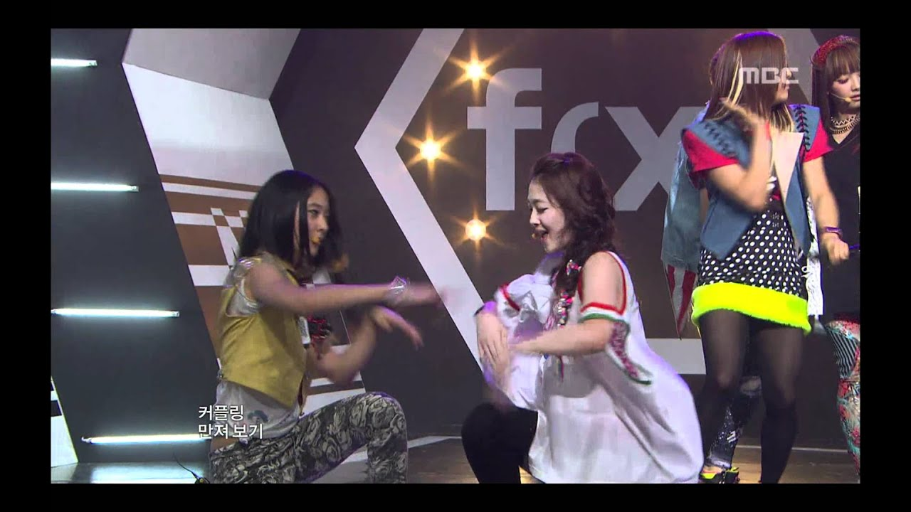 F(X) - NU ABO, 에프엑스 - 누 예삐오, Music Core 20100508