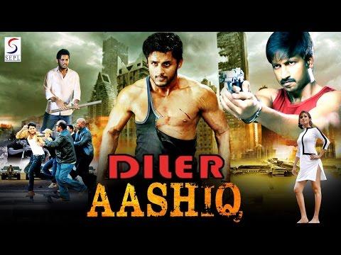 Diler Aashiq - Dubbed Hindi Movies 2016 Full Movie HD l Nitin Sada Gopichand Shakeela