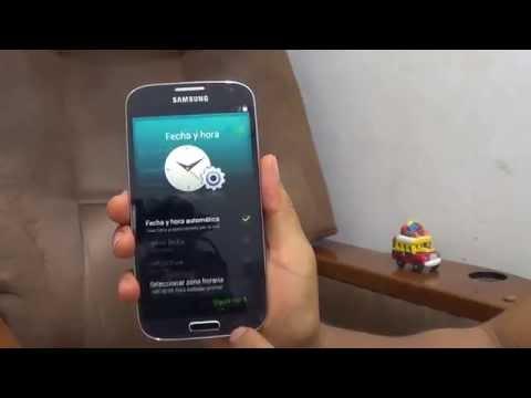 Samsung S4 SPH - L720 Sprint (Hard Reset / Resetear / Restaurar)