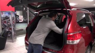 2016 Nissan Pathfinder Features Review