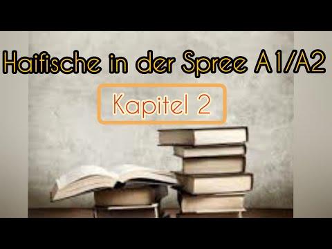 Учим немецкий легко! Haifische In Der Spree A1-A2 Kapitel 2. Немецкий язык. Deutsch. Deutsch Lernen.