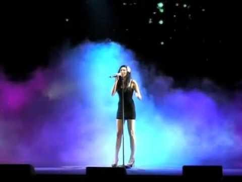 Lina Morgana My Angel live performance