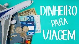 Melhores maneiras de levar dinheiro em viagens ao exterior