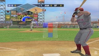 MVP Baseball 2003 PS2 Gameplay HD