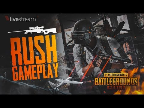🔴PUBG Mobile : GOD LEVEL RUSH GAMEPLAY TONIGHT! || RANK PUSH & CONQUEROR LEAGUE OP GAMEPLAY!