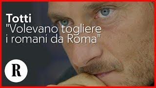 Totti lascia la Roma: