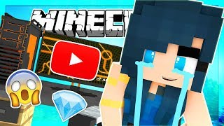 THIS GAME IS IMPOSSIBLE!! YOUTUBER LIFE IN MINECRAFT!
