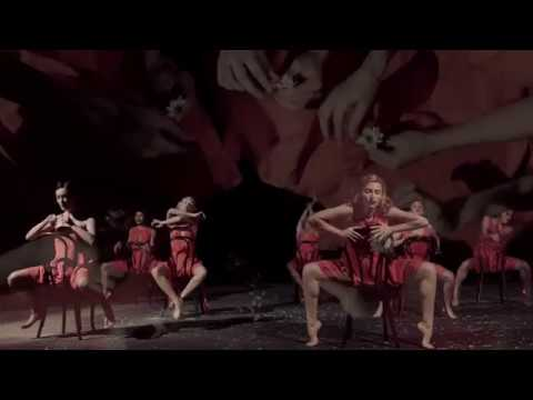 """Freedom ballet -""""Petal""""  It is a very original choreography story"""