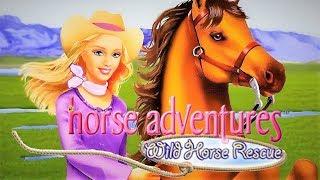 Barbie Horse Adventures: Wild Horse Rescue 2003 Ps2