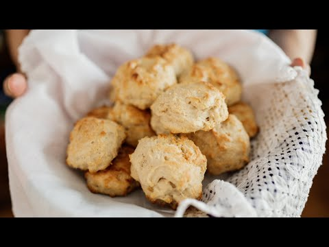 Galletas de Suero (Buttermilk Biscuits)