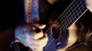 Ancestral Beats - Charango (Improvisation in the studio with Angela Acevedo)